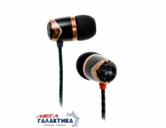 Наушники Soundmagic E10 Gold Black