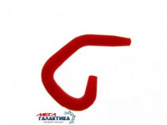 Заушник спорт (для вакуумных наушников) Megag Крючок Red