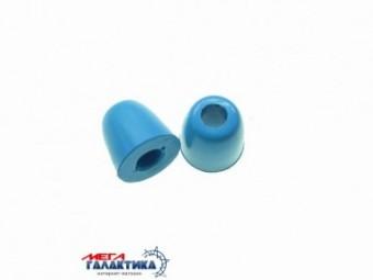 Амбушюр Megag для наушников-вкладышей Blue (Пена (с эффектом памяти))