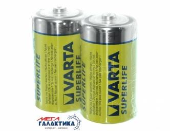 Батарейка Varta D SUPERLIFE 1.5V Carbon-Zinc (Солевая) (2020101302)