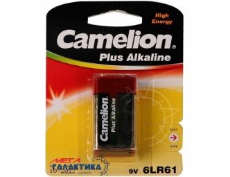Батарейка Camelion Krona (6LR61) Plus 9V Alkaline (Щелочная) (10873999000064)