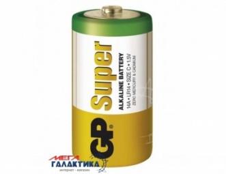 Батарейка GP C Super Alkaline 1.5V (14A-S2)