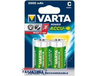 Аккумулятор Varta C NiMh 3000 mAh 1.2V (56714101402)
