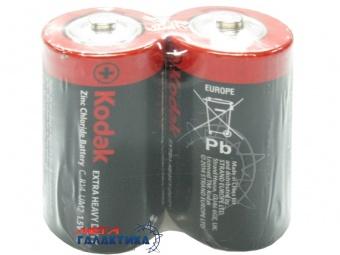 Батарейка Kodak C Extra Heavy Duty 1.5V Carbon-Zinc (887930410389)