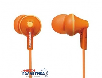 Наушники Panasonic RP-HJE125E-D Orange (6028984)