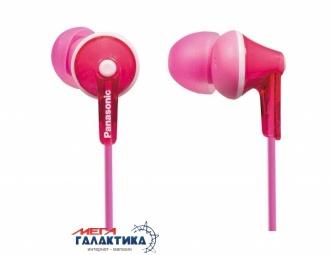 Наушники Panasonic RP-HJE125E-P Pink (6040397)