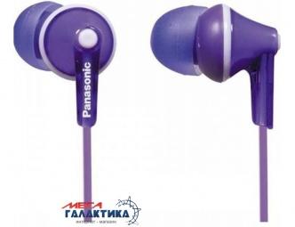 Наушники Panasonic RP-HJE125E-V Violet (6028989)