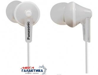 Наушники Panasonic RP-HJE125E-W White (6028990)