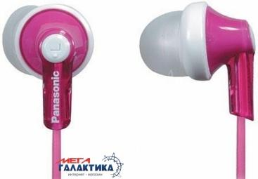 Наушники Panasonic RP-HJE118GU-P Pink (6054954)