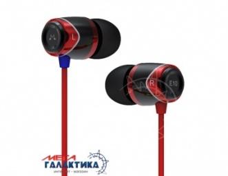Наушники Soundmagic E10 Red Black