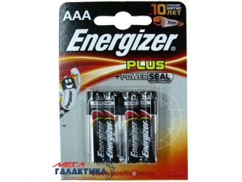 Батарейка Energizer AAA Plus Power 1.5V Alkaline (7638900247893)