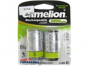 Аккумулятор Camelion C 2500 mAh 1.2V NiCd
