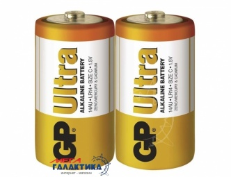 Батарейка GP C Ultra Alkaline 1.5V (4AUEB-2S2)