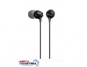 Наушники Sony MDR-EX15LP Black (MDREX15LPB)