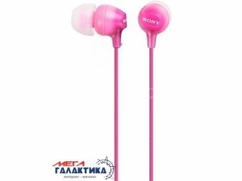 Наушники Sony MDR-EX15LP Pink (MDREX15LPLI)