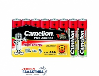 Батарейка Camelion AAA Plus 1.5V Alkaline (5876432)