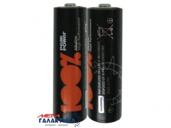 Батарейка Peak Power AA High Performance Alkaline 1.5V (15APL-S2)