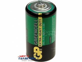 Батарейка GP C 14G-S2 Greencell Extra Heavy Duty 1.5V Carbon-Zinc (4891199000096)
