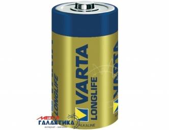 Батарейка Varta C LONGLIFE FOL 6 1.5V Alkaline (4114101306)