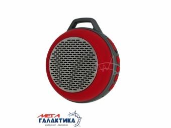 Колонка портативная 1.0 Somho S303 FM-радио Red