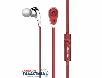 Наушники Megag EarPods Red