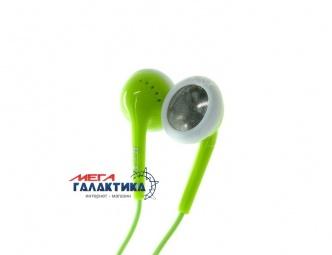 Наушники Megag Classical Green