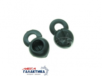 Амбушюр Megag №4 Black (Силикон Резина)