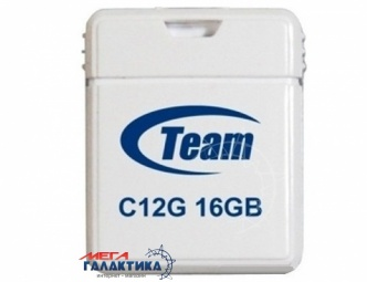 Флешка USB 2.0 Team C12G 16GB (TC12G16GW01)
