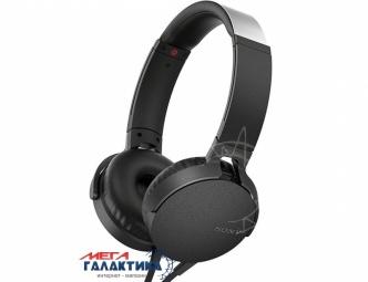 Гарнитура Sony MDR-XB550AP Black (MDRXB550APB.E)
