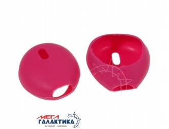 Амбушюр Megag Apple Airpods Pink (Силикон Резина)