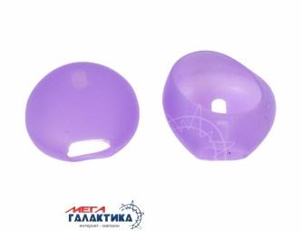 Амбушюр Megag Apple Airpods Purple (Силикон Резина)