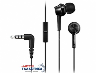 Гарнитура Panasonic RP-TCM115GC-K Black