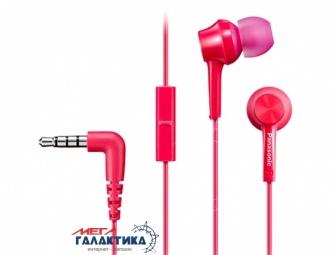 Гарнитура Panasonic RP-TCM115GC-P Pink