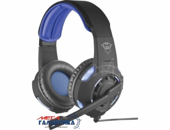 Гарнитура для ПК Trust GXT 350 Radius 7.1 Surround Headset Black (TR22052)