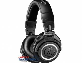 Гарнитура Audio-technica ATH-M50xBT Black