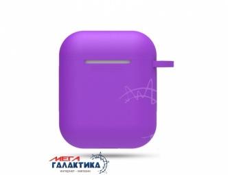 Чехол Megag для Airpods Purple