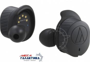 Гарнитура Audio-technica ATH-SPORT7TWBK Black
