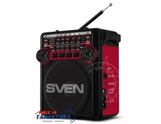 Радиоприемник 1.0 SVEN SRP-355 Black