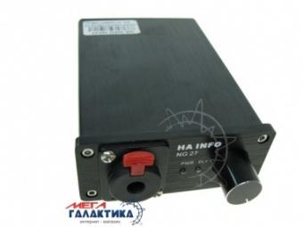 Усилитель для наушников HA INFO NG27 Black