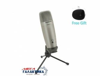 Микрофон Samson C01U Pro Проводное Silver Box
