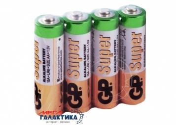 Батарейка GP AA Super ALKALINE, 1.5V Alkaline (Щелочная)