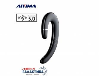 Гарнитура AIYIMA Костнопроводная, водонепрницаемая, BT V5.0 Black