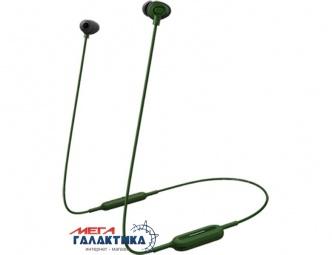 Гарнитура Panasonic RP-NJ310BGE-G Green