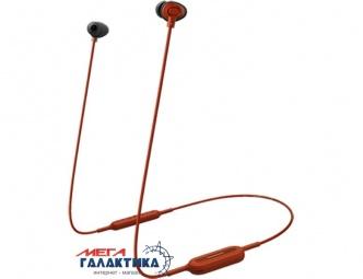 Гарнитура Panasonic RP-NJ310BGE-R Red