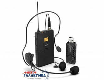 Петличный микрофон FIFINE K031B for PC Mac with USB Беспроводное Black Box