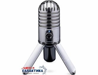 Микрофон Samson Meteor Mic Проводное Chrome Box