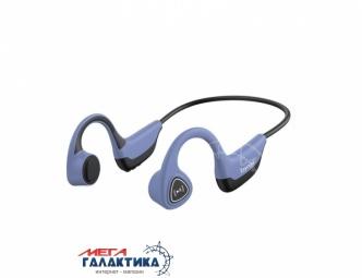 Гарнитура Tayogo S2 bluetooth 5.0 Blue Black