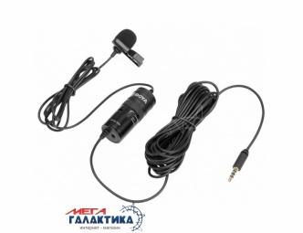 Петличный микрофон Boya BY-M1 Pro (BY-M1 Pro) Проводное Black Box