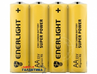Батарейка Enerlight AA Super Power  1.5V Alkaline (Щелочная) (80060204)
