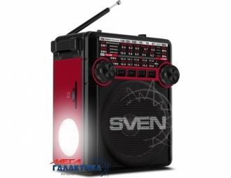 Радиоприемник SVEN SRP-355 Red (00800001)